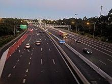 M4 Western Motorway Wikipedia
