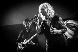 Stella Vander - Stella Vander live with Magma at Roadburn Festival 2017