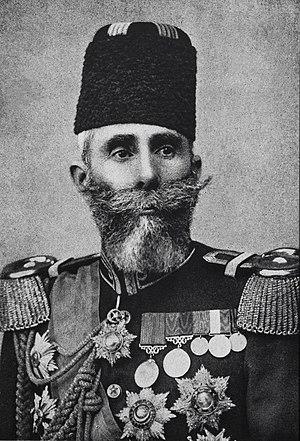 Mahmud Shevket Pasha - Image: MAHMUTSEVK Et PASA
