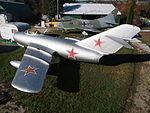 MIG-15, Internationales Luftfahrtmuseum Manfred Pflumm pic2.JPG
