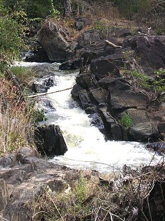 Moyar River - Moyar River at Theppakadu, Mudumalai National Park