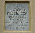 MOs810, WG 2014 39, Milicz Ponds Szkaradowo church (6).JPG