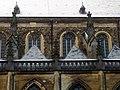 Maastricht, Sint-Servaasbasiliek, noordzijde schip en kapellen vanuit pandhof.jpg