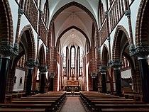 Maastricht, Zusters onder de Bogen, interieur kloosterkapel 03.jpg