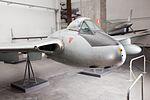 Macchi DH 100 Vampire Museo scienza e tecnologia Milano 005.jpg
