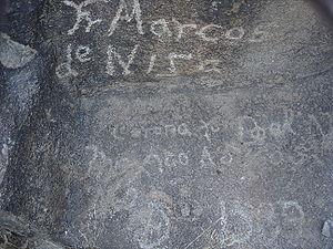 Marcos de Niza - Image: Macrosdeniza gilacanyon