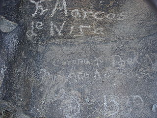 Marcos de Niza French explorer