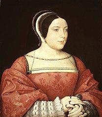 Madame de Canaples (Marie d'Assigny, 1502 - 58)