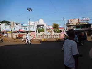 Shivpuri - Madhav Chauk, a market in Shivpuri