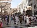 Madina Karim Masjid.e.Nabavi - panoramio (9).jpg