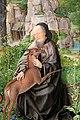 Maestro di st. giles, sant'egidio e il cervo, 1500 ca. 03.jpg