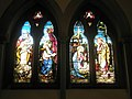 Magnificent stained class window within Christ Church, Gosport - geograph.org.uk - 1363880.jpg