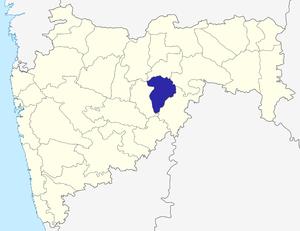 Hingoli district - Image: Maharashtra Hingoli
