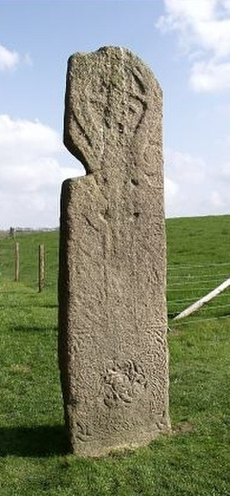 Maiden Stone - West face