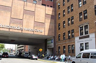 Maimonides Medical Center Hospital in New York, United States