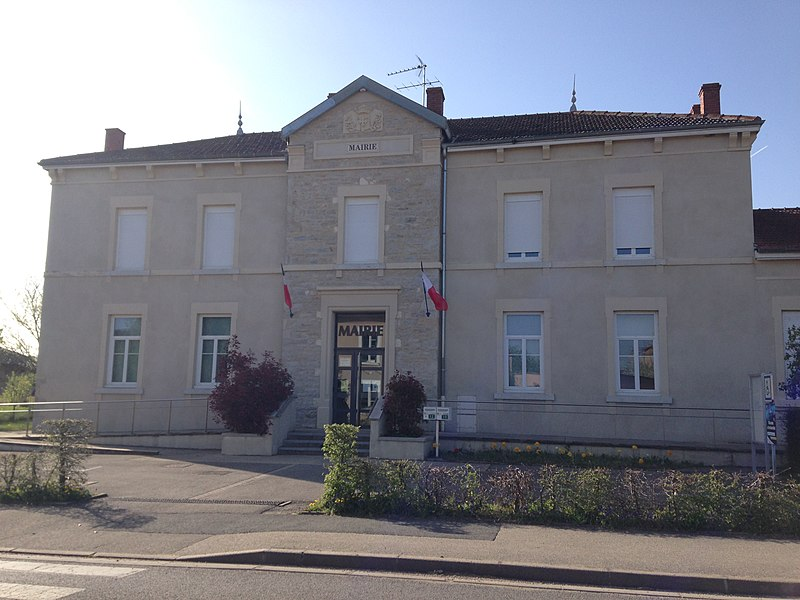 Mairie de Saint-Didier-d'Aussiat