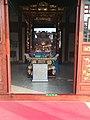 Maitreya Buddha in the Hall of Four Heavenly Kings, Songbai Temple.jpg