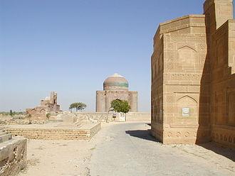 Samma dynasty - Tombs at Makli