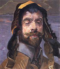 Autoportret w jakuckiej czapce