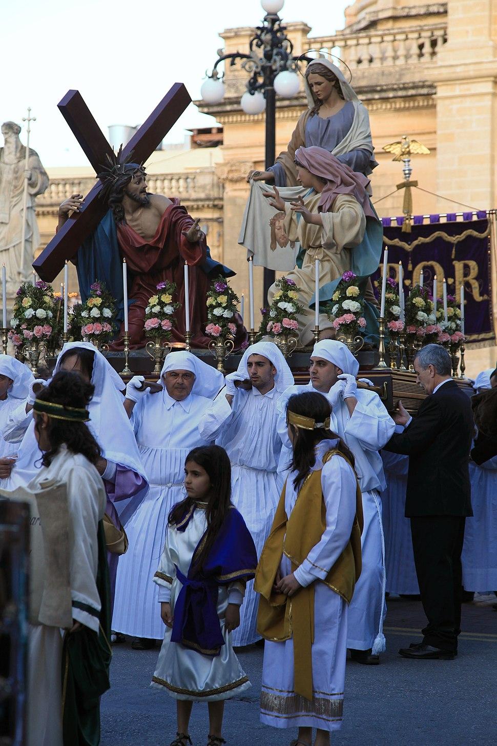 Malta - ZebbugM - Good Friday 202 ies