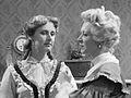 Manon Alving en Fientje Berghegge (1959).jpg