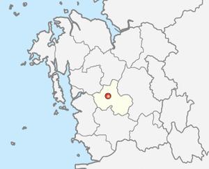 青陽郡 青陽郡(チョンヤンぐん、せいようぐん)は、大韓民国忠清南道の郡...  Wikipedi