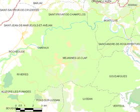 Map commune FR insee code 30164.png