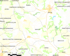 Map commune FR insee code 32227.png