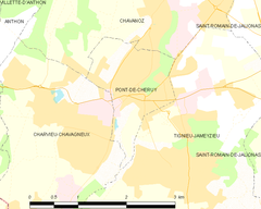 Map commune FR insee code 38316.png