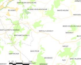 Map commune FR insee code 71277.png