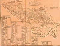 Map of Caucasus in Russian imperia 1833.jpg