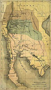 Map of Siam, Laos, Cambodia, and Shan States (1884).jpg