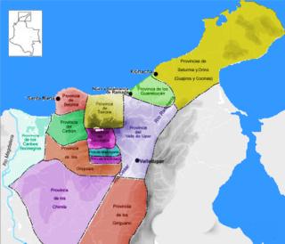 Government of Santa Marta