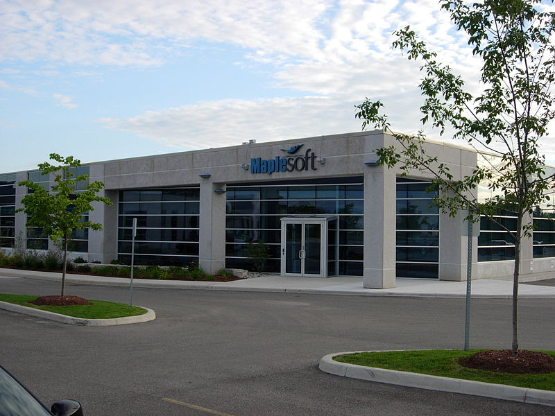 File:MaplesoftCorporateHeadquarters.jpg