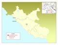 Mappa della Riserva naturale Salina di Tarquinia.png