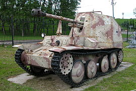 Marder III at Victory Park, Moscow.jpg