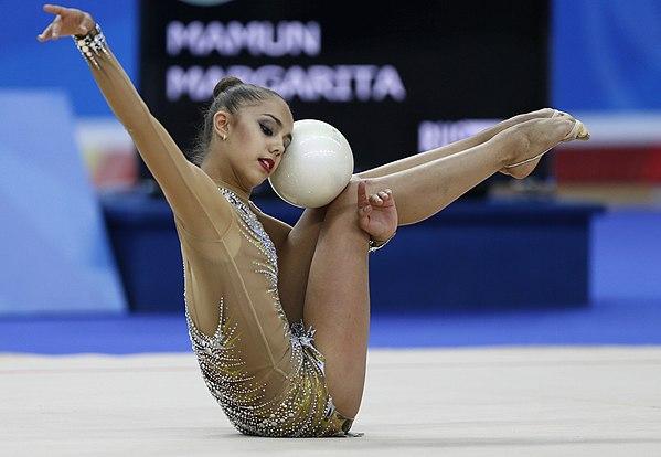 Margarita Mamun - Wikiwand