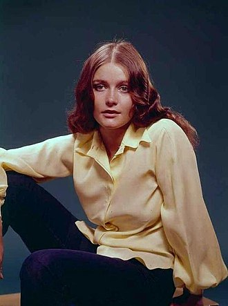 Margot Kidder - Kidder in 1970