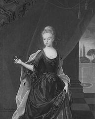 Maria Leszczynska, 1703-1768, prinsessa av Polen, drottning av Frankrike