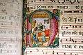 Mariano del buono e bottega, littifredi corbizi e miniatore fiorentino, antifonario temporale e santorale, 1492-93, 02 natività.jpg