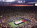 Marines Present Flag at US Open, Aug. 29 (6098123097).jpg
