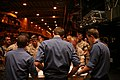 Marines board British Navy aircraft carrier (4635154183).jpg