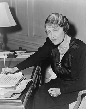 Marjorie Merriweather Post - Post in 1942