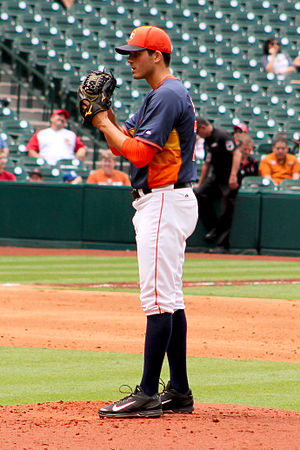 Mark Appel - Appel with the Houston Astros organization