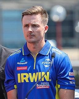 Mark Winterbottom Australian racing driver