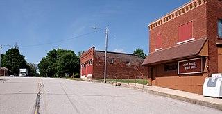 Marne, Iowa City in Iowa, United States