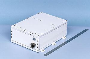 2001 Mars Odyssey - MARIE hardware, designed to measure radiation