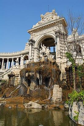 Comment aller à Palais Longchamp en transport en commun - A propos de cet endroit