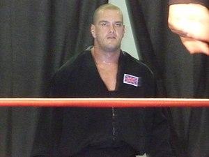 Martin Stone (wrestler) - Martin Stone in May 2010