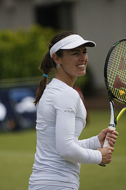 image illustrative de l'article Martina Hingis
